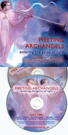 Meeting Archangels av Theolyn Cortens (Lydbok-CD)