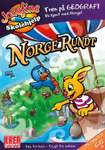 Josefine Norge rundt, PC-spill (CD-ROM)