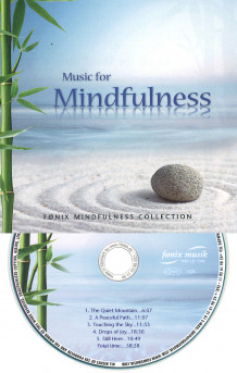 Music for Mindfulness (Lydbok-CD)