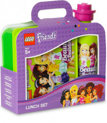Lego Friends lunsjsett