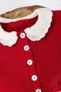 Bestemor Skogmus jakke materialpakke 1 4 år | Hobbyklubben