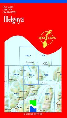 helgøya kart Helgøya (Kart, falset)   Turkart | Hobbyklubben helgøya kart