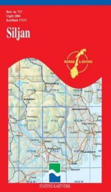 siljan kart Siljan (Kart, falset)   Turkart | Hobbyklubben siljan kart