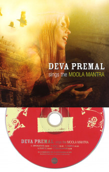 sings the Moola Mantra av Deva Premal (Lydbok-CD)