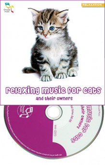 Relaxing Music for Cats (Lydbok-CD)