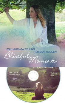 Blissful Moments (Lydbok-CD)