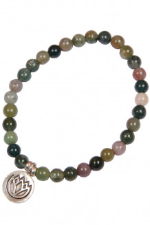 Armbånd, Indian agate