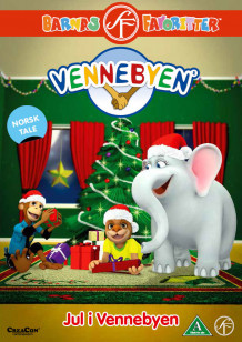 Jul i Vennebyen (DVD)