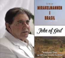 Mirakelmannen i Brasil: John of God (DVD)