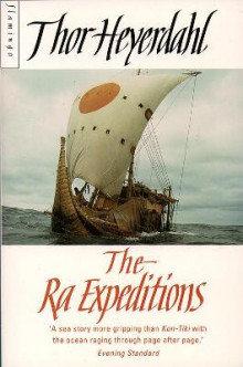 The Ra expeditions av Thor Heyerdahl (Heftet)