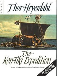 The Kon-Tiki expedition av Thor Heyerdahl (Heftet)
