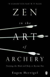 Zen in the art of archery av Eugen Herrigel (Heftet)