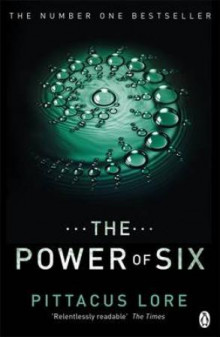 The power of six av Pittacus Lore (Heftet)