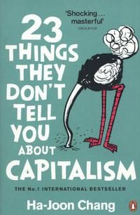 23 things they don't tell you about capitalism av Ha-Joon Chang (Heftet)