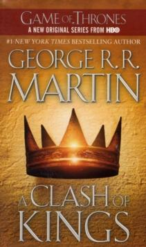 A clash of kings av George R.R. Martin (Heftet)
