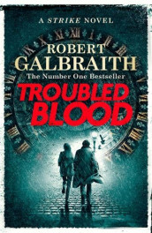 Troubled blood av Robert Galbraith (Heftet)