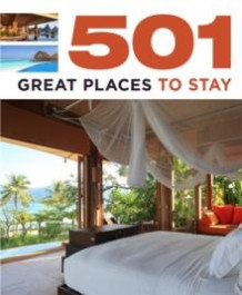 501 great places to stay (Heftet)