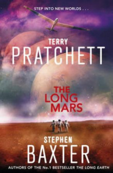 The long mars av Terry Pratchett og Cathy Baxter (Heftet)