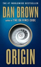 Origin av Dan Brown (Heftet)