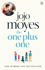 The one plus one av Jojo Moyes (Heftet)