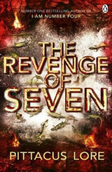 The revenge of seven av Pittacus Lore (Heftet)