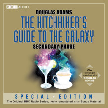 The Hitchhiker's Guide to the Galaxy: Secondary Phase av Douglas Adams (Lydbok-CD)