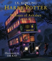 Harry Potter and the prisoner of Azkaban av J.K. Rowling (Innbundet)