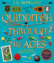 Quidditch Through the Ages - Illustrated Edition av J.K. Rowling (Innbundet)