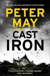 Cast iron av Peter May (Heftet)