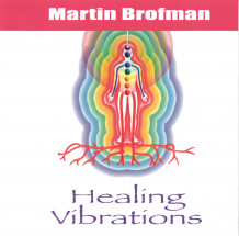 Healing Vibrations CD av Martin Brofman (Lydbok-CD)