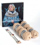 Winter warmers knitting kit av Lynne Watterson (Heftet)