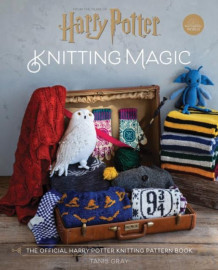 Harry Potter knitting magic av Tanis Gray (Innbundet)