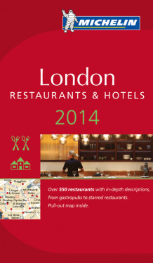 London 2014 (MI rød guide) av Michelin (Heftet)