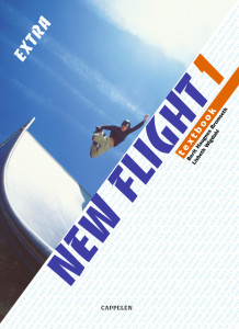 New Flight 1 Extra Textbook av Berit Haugnes Bromseth (Innbundet)