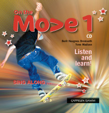 On the Move 1 CD av Berit Haugnes Bromseth (Lydbok-CD)