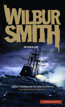Monsun av Wilbur Smith (Heftet)