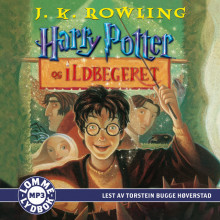 Harry Potter og ildbegeret av J.K. Rowling (Lydbok MP3-CD)