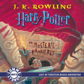 Harry Potter og Mysteriekammeret av J.K. Rowling (Lydbok MP3-CD)