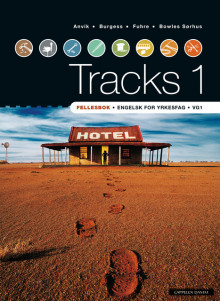 Tracks 1 Fellesbok av Richard Burgess (Heftet)
