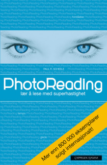 PhotoReading (Heftet)