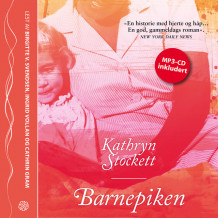 Barnepiken av Kathryn Stockett (Lydbok-CD)