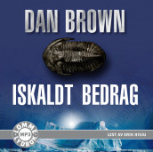 Iskaldt bedrag av Dan Brown (Lydbok MP3-CD)