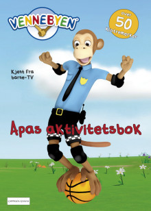 Vennebyen - Apas aktivitetsbok av CreaCon Entertainment AS (Stiftet)