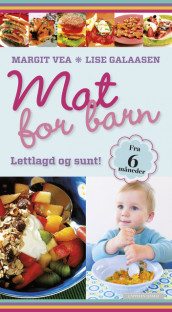 Omslag - Mat for barn