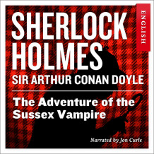 The adventure of the Sussex vampire av Sir Arthur Conan Doyle (Nedlastbar lydbok)