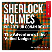 The adventure of the veiled lodger av Sir Arthur Conan Doyle (Nedlastbar lydbok)