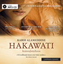 Hakawati av Rabih Alameddine (Lydbok MP3-CD)