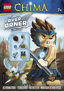 LEGO® LEGENDS OF CHIMA™ - Løver og ørner av Greg Farshtey (Heftet)