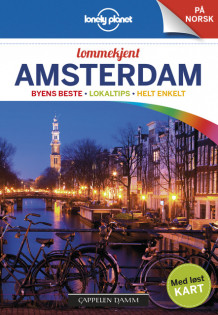 Amsterdam Lonely Planet Lommekjent av Lonely Planet (Heftet)