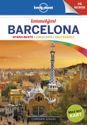 Omslag - Barcelona Lonely Planet Lommekjent